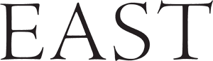 East Magazine Logo Black