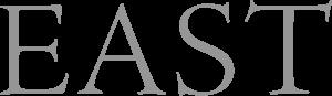 East Magazine Logo Grey